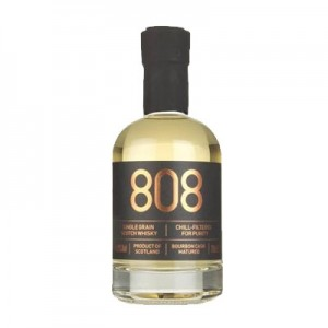 808 WHISKY 20CL
