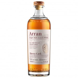 ARRAN MALT SHERRY CASK 'THE BODEGA' 70CL