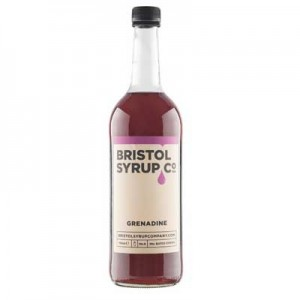 BRISTOL SYRUP CO GRENADINE 75cl