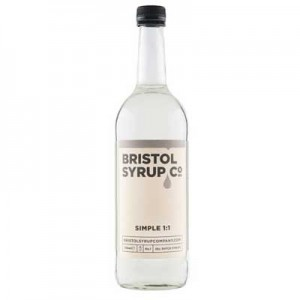 BRISTOL SYRUP CO 1:1 75cl