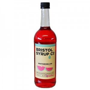 BRISTOL SYRUP CO WATERMELON 75CL