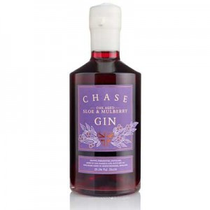 CHASE OAK AGED SLOE & MULBERRY GIN 50cl
