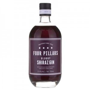 FOUR PILLARS BLOODY SHIRAZ GIN 70cl