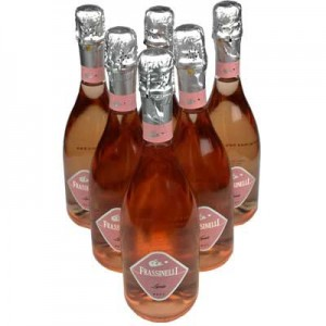 FRASSINELLI SPUMANTE ROSE BRUT (CASE) 6 X 75cl