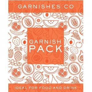 GARNISHES CO PINK GRAPEFRUIT 25G