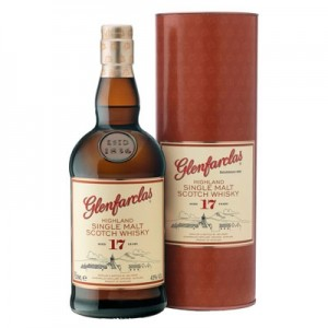 GLENFARCLAS 17 YEAR OLD 70CL