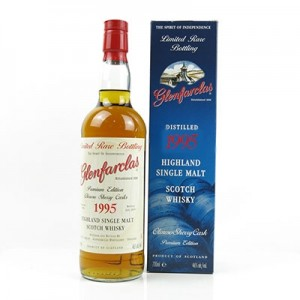 GLENFARCLAS 1995 (BOTTLED 2018) PREMIUM EDITION 70CL