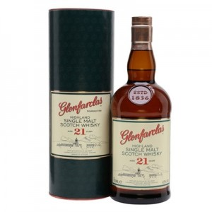 GLENFARCLAS 21 YEAR OLD 70CL
