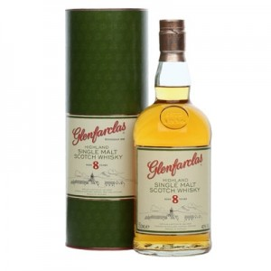 GLENFARCLAS 8  YEAR OLD 70CL