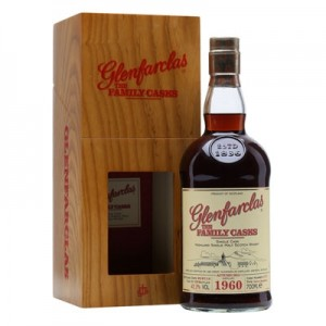 GLENFARCLAS FAMILY CASK S14 1775 - BOTTLED 1960 70CL