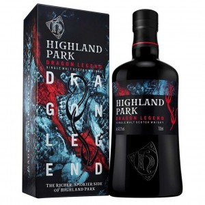 HIGHLAND PARK DRAGON LEGEND 70CL