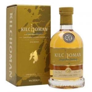 KILCHOMAN SAUTERNES CASK 70CL