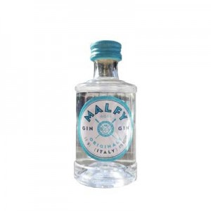 MALFY GIN ORIGINALE MINIATURE 5cl