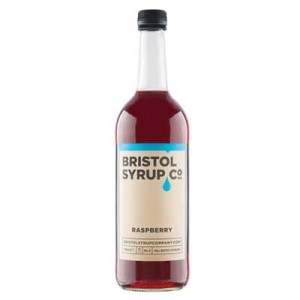 BRISTOL SYRUP CO RASPBERRY 75cl