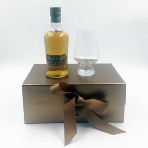 TOMATIN 12 YEAR OLD 20CL GIFT BOX + FREE GLASS