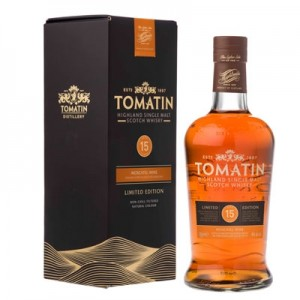 TOMATIN MOSCATEL 15YO LIMITED EDITION 70CL
