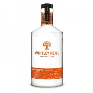WHITLEY NEILL ORANGE GIN 70CL