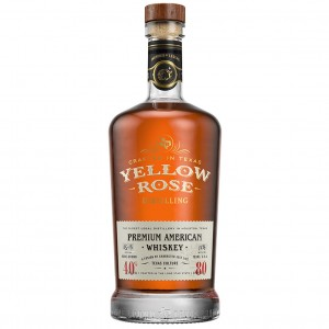 YELLOW ROSE PREMIUM AMERICAN WHISKEY 70CL