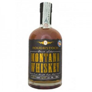 ROUGHSTOCK BLACK LABEL MONTANA WHISKEY 70cl