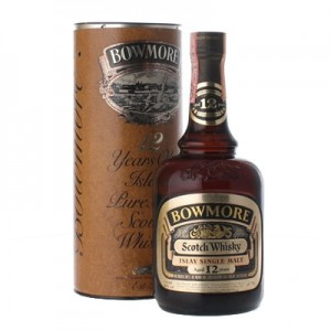 BOWMORE 12 YO 1970 RARE BOTTLING 750ML