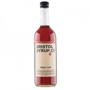 BRISTOL SYRUP CO FRUIT CUP 75cl
