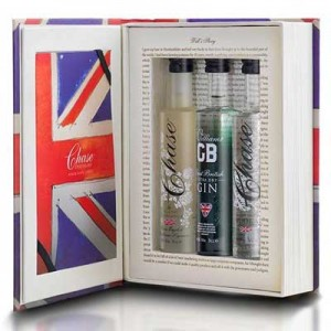GREAT CHASE TRIO BOOK GIFT SET (3 X 5cl)