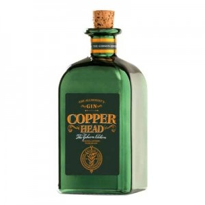 COPPERHEAD THE GIBSON EDITION GIN 50CL