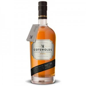 COTSWOLDS SINGLE MALT WHISKY 2017 70cl