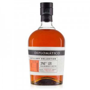 DIPLOMATICO NO.2 BARBET RUM 70cl