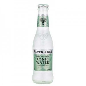 FEVER-TREE ELDERFLOWER TONIC WATER 200ml