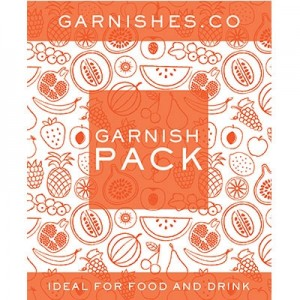 GARNISHES CO BLOOD ORANGE 25G