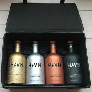 HAVN GIN HAMPER 4 x 70cl