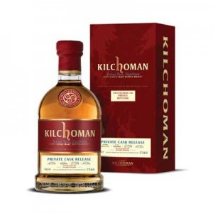 KILCHOMAN PRIVATE CASK 70cl