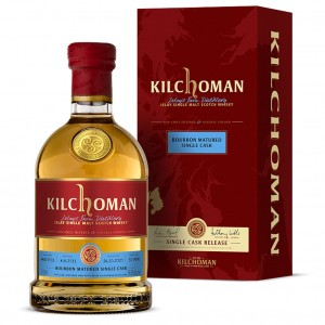 KILCHOMAN SINGLE CASK 10YO 70CL