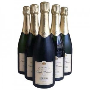 LEMAIRE CUVEE TRIANON NV (CASE) 6 X 75cl