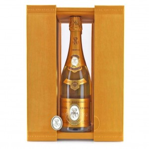 LOUIS ROEDERER CRISTAL 2004 BRUT LIMITED EDITION 750ml