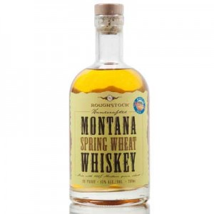 ROUGHSTOCK MONTANA SPRING WHEAT WHISKEY 70cl