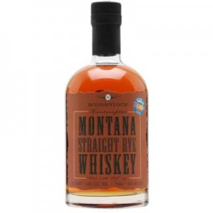 ROUGHSTOCK MONTANA STRAIGHT RYE WHISKEY 70cl
