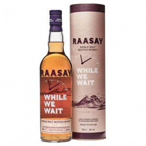 ISLE OF RAASAY WHILE WE WAIT 70CL