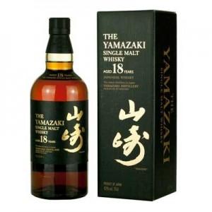 SUNTORY YAMAZAKI 18YO WHISKY 70CL