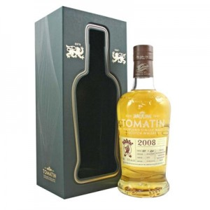 TOMATIN 2008 CASK 3373 70CL