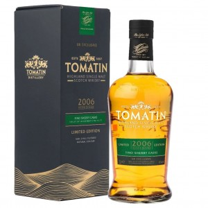 TOMATIN FINO FINISH 70CL